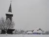 Biserica din Lechinta iarna