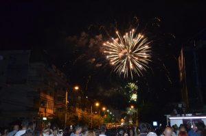 Artificii la Zestrea Oasului