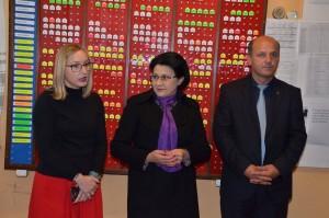 Ministrul Gabriela Szabo la LIceul Teoretic 1