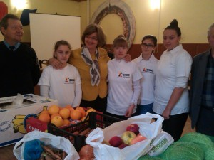 voluntarii SNAC din Negresti Oas Featured